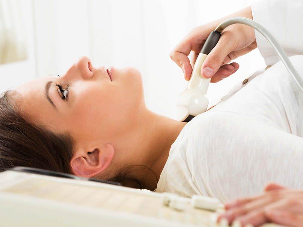 Une absence de sécrétion vaginale peut indiquer un problème de thyroïde.
