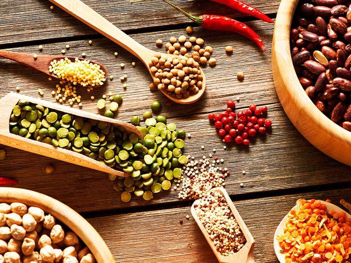 Superaliment: Un des nombreux bienfaits des haricots pour la santé est de combattre le cancer.