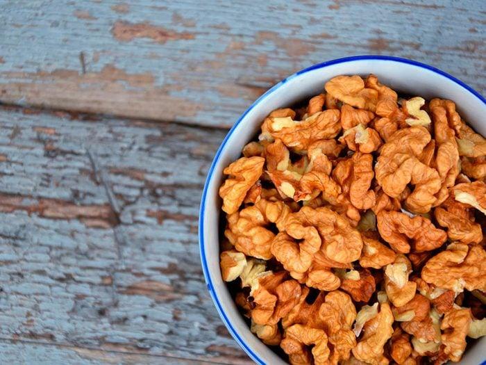 Superaliment: les noix de Grenoble sont efficaces dans de nombreuses maladies.