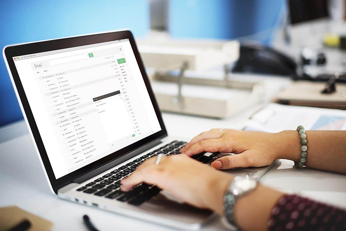 Tâches à faire : lire une fois vos courriels.