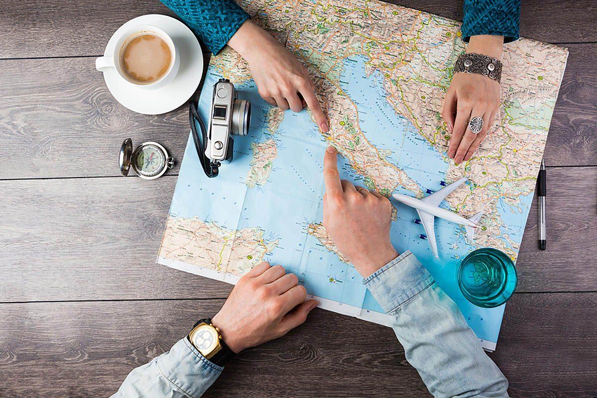 Tâches à faire : réserver vos vacances.