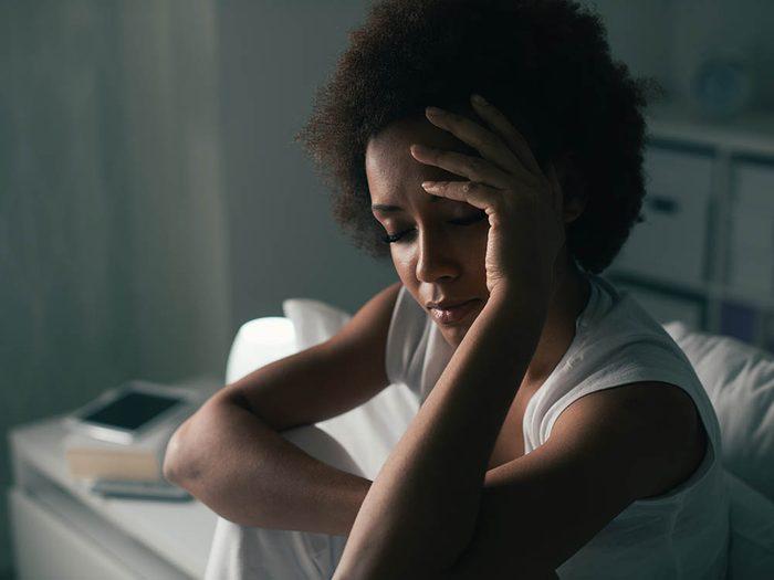 Toujours envie d'uriner : vous souffrez peut-être d'une cystite interstitielle.
