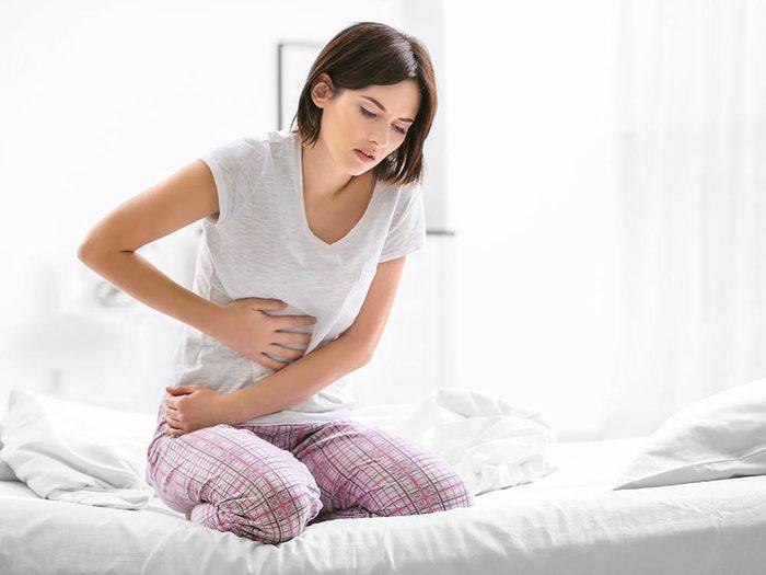 Votre envie d'uriner vient peut-être d'une infection urinaire.