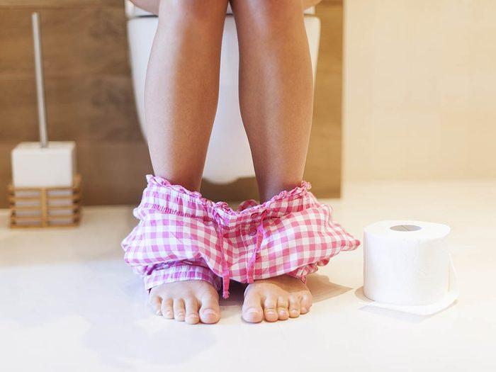 Si vous avez toujours envie d'uriner, il existe peut-être une explication médicale à ce problème.