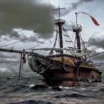 8 mystérieuses histoires de vaisseaux fantômes