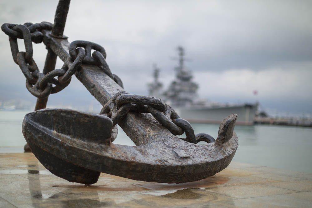 Un vaisseau fantôme a été retrouvé près d'Outer Banks.
