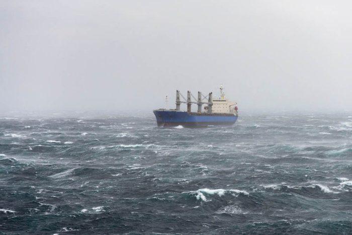 Un vaisseau fantôme a été retrouvé sur les côtes australiennes.