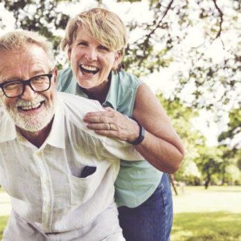 20 bons côtés d'être un vieux couple