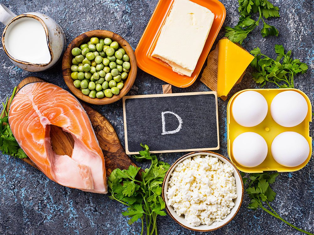 La vitamine D et ses bienfaits santé.