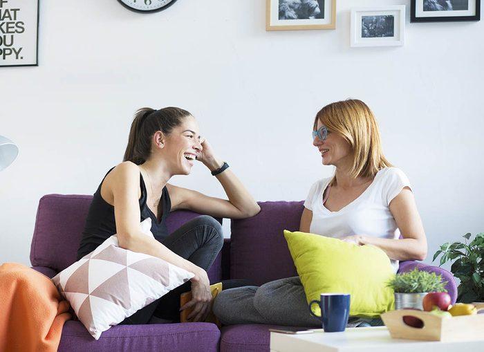 Histoire de voisinage : un voisin peut rapidement devenir un ami.