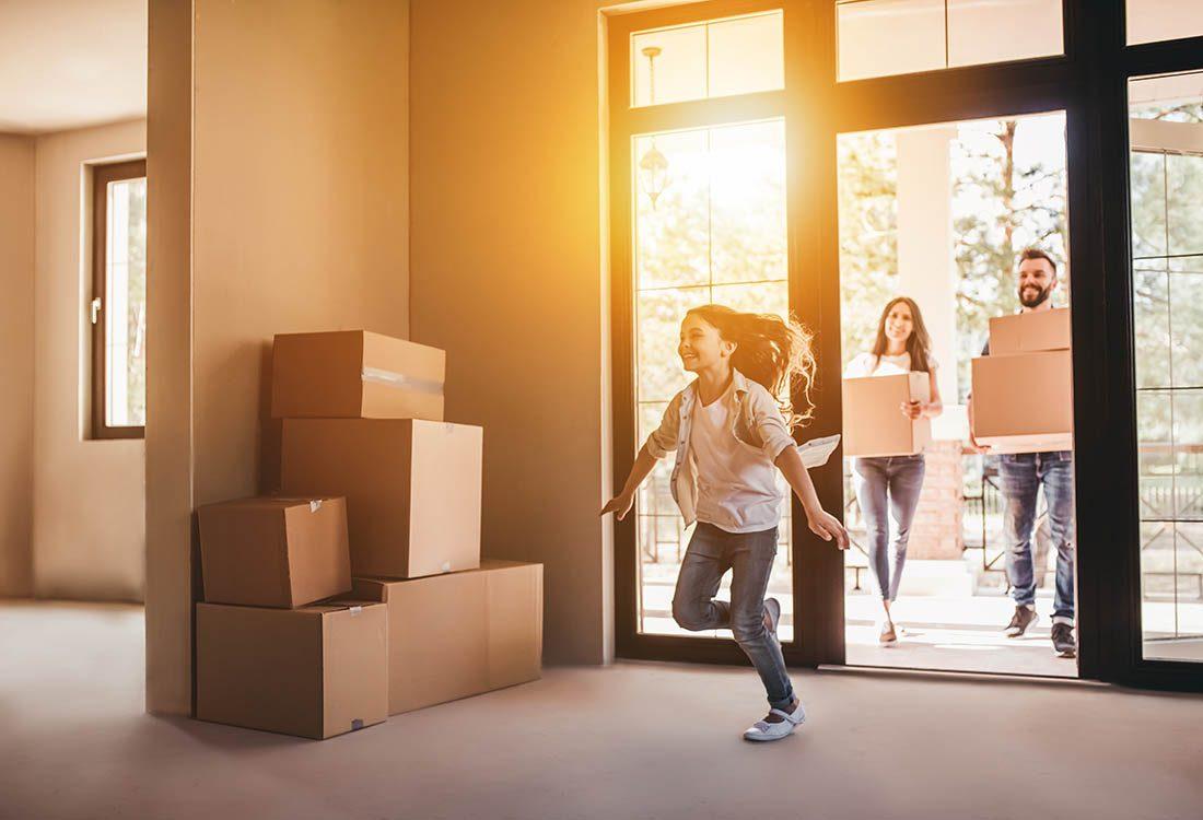 Pour acheter une maison, élargissez vos recherches.