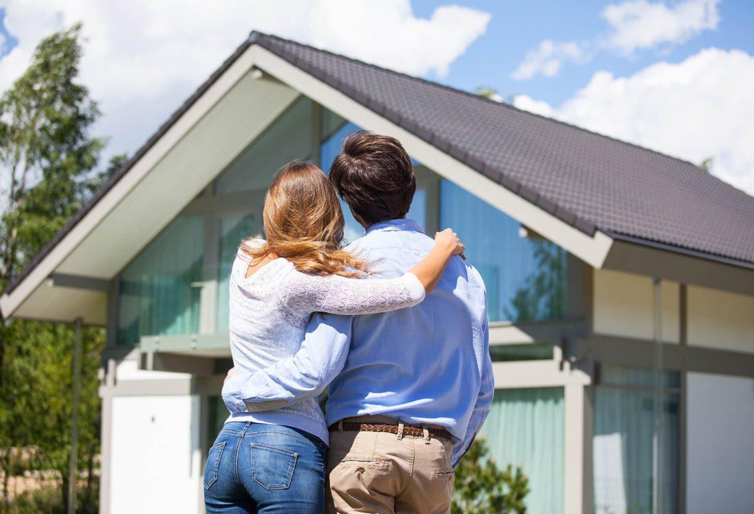 Pour acheter une maison, écoutez votre coeur.