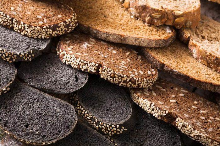 Aliment dangereux : le pain.