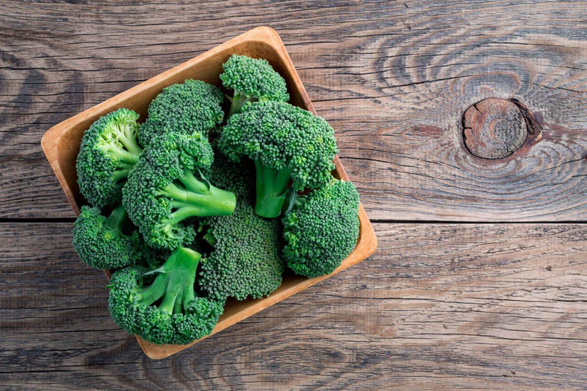 Pour une alimentation anti-inflammatoire, mangez du brocoli.