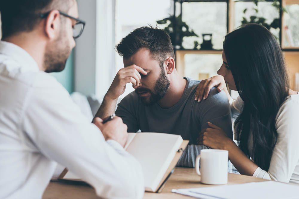 L'anxiété et le stress sont deux choses différentes.