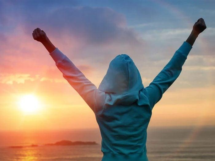 Devenir une «étoile» pour augmenter la confiance en soi.