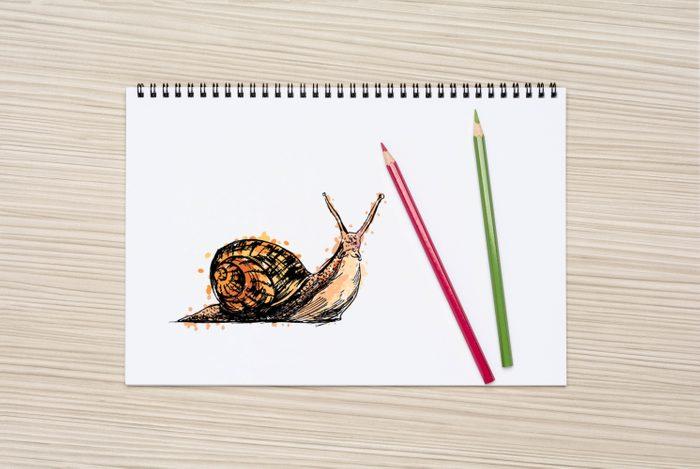 Dans la boîte à lunch de votre enfant, laissez une blague sous forme de dessin.