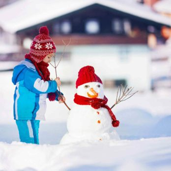 6 trucs pour réussir votre bonhomme de neige à la perfection