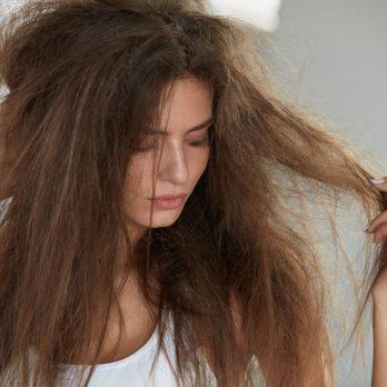 4 remèdes maison pour les cheveux secs et abîmés