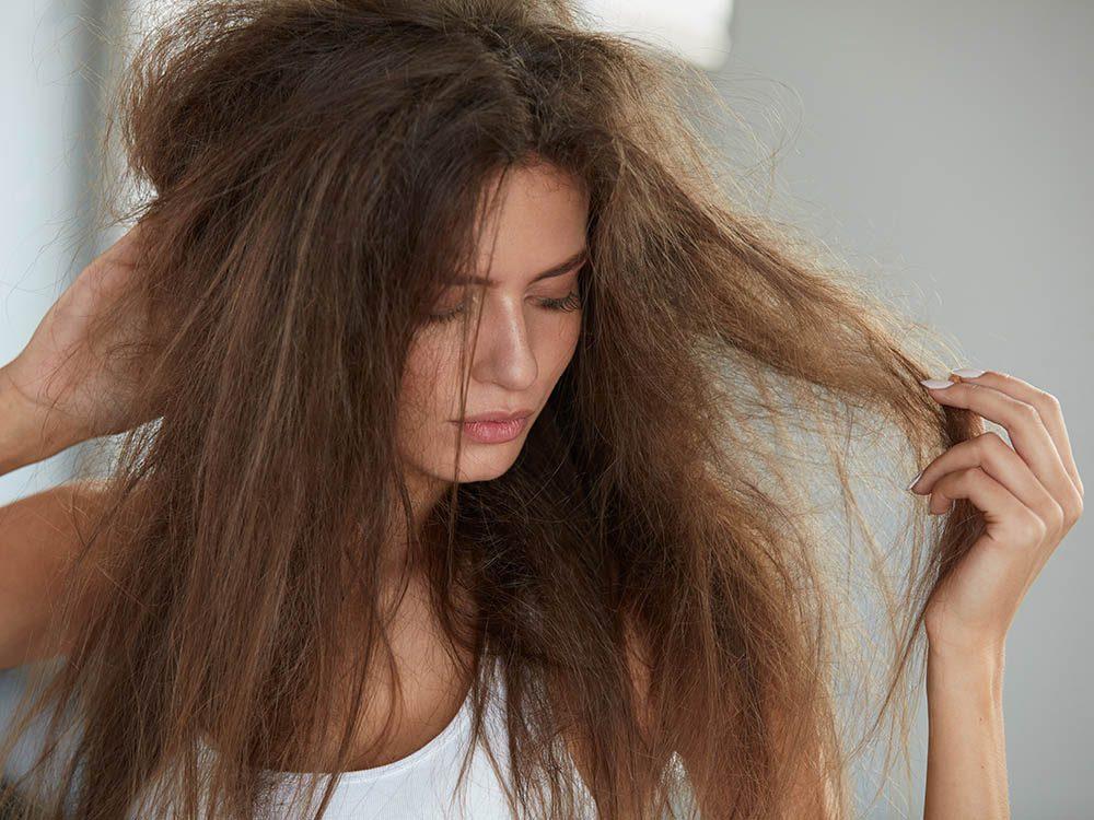Si vos cheveux sont séchés dans la mauvaise direction, le résultat ne sera pas celui espéré.