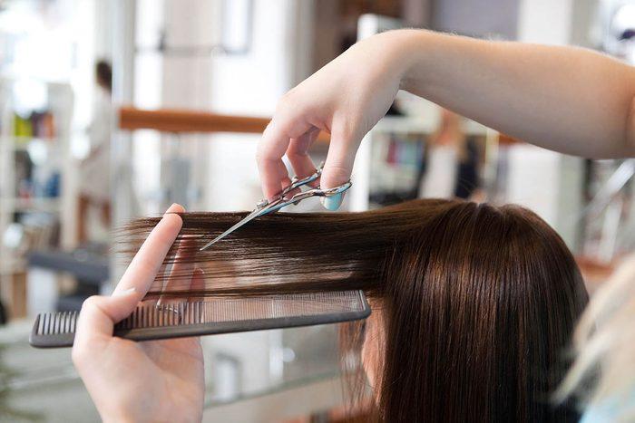 Pour le coiffeur, une coupe n'est pas juste une coupe.