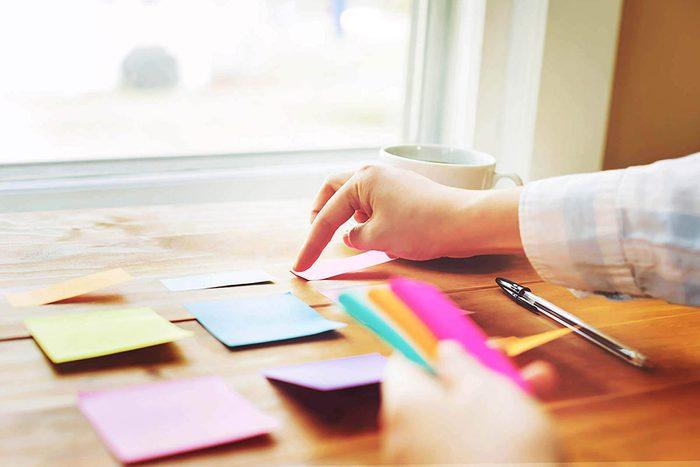 Compétence organisationnelle : ne gardez que ce dont vous avez besoin.