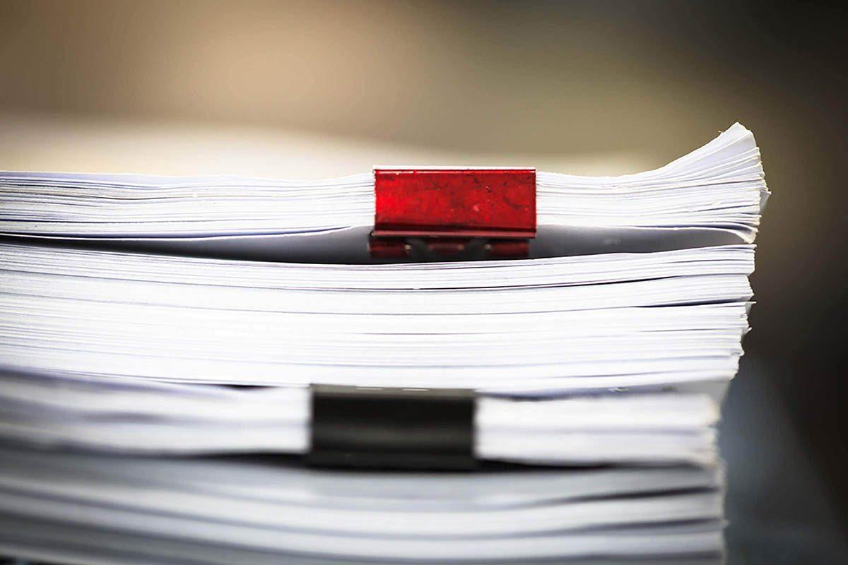 Compétence organisationnelle : ne laissez pas s'accumuler les petites tâches.