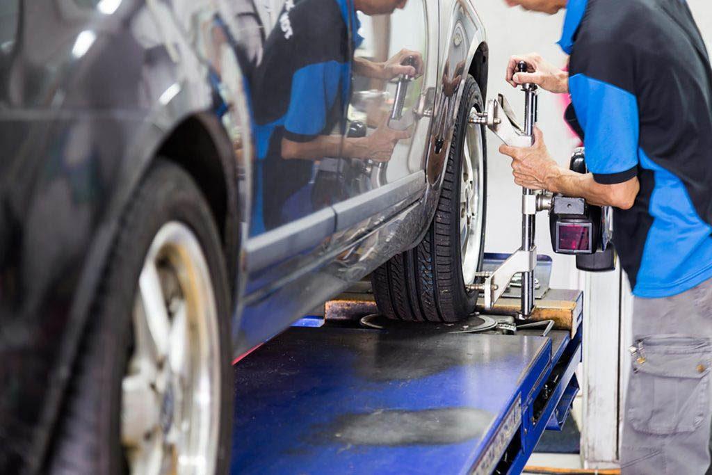Conseils automobile : faites vérifier l'alignement de vos roues.