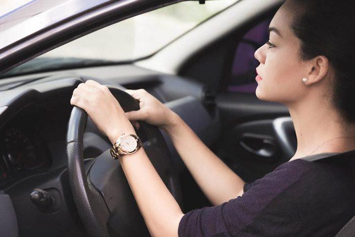 Conseils automobile : conduisez prudemment tous les jours.