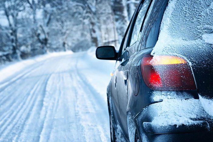 Conseils automobile : lavez votre auto… même en hiver.