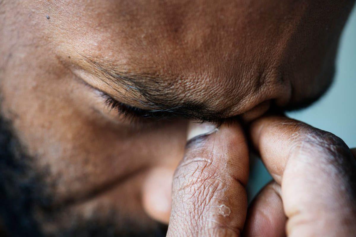 Corps en hiver : nous sommes davantage sujets aux migraines.