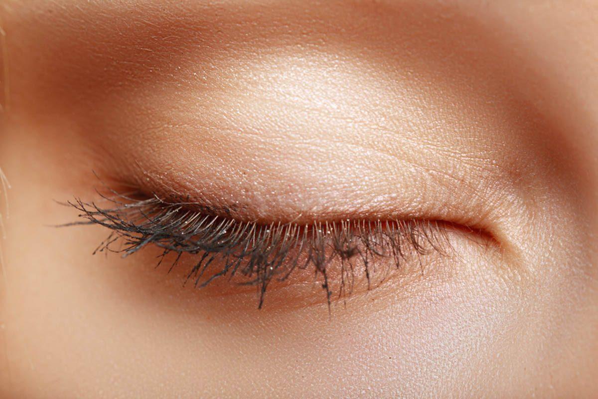 Corps en hiver : la surface de vos yeux s'assèche.