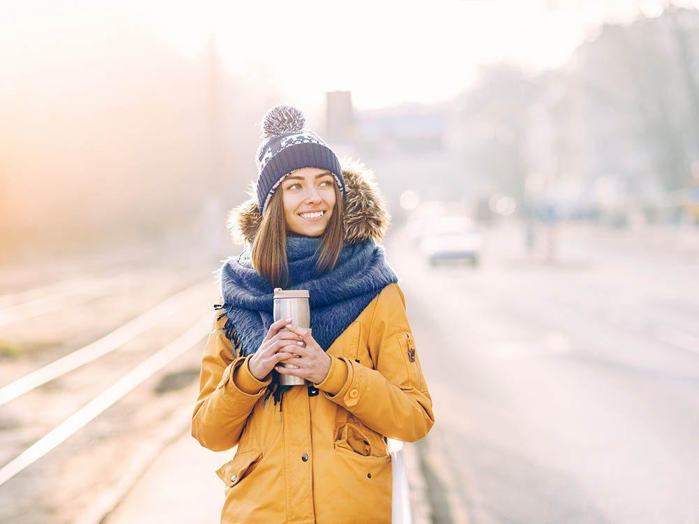 Pour éviter la déprime saisonnière, sortez de chez vous!