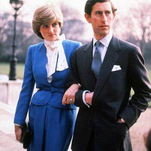 Diana et son mari ont un lien de parenté.