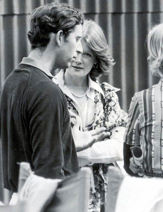 La soeur de Diana fréquentait Charles.