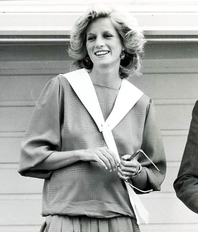 Diana avait une vie sexuelle insatisfaisante.