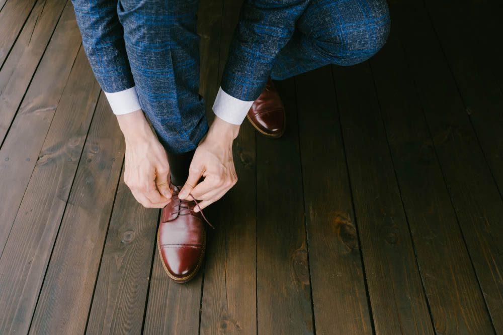 Une douleur aux pieds peut survenir si vous ne laisser par vos pieds respirer à la fin de la journée.