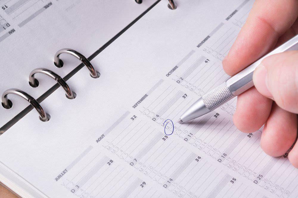 Excès alimentaires : planifiez vos activités.