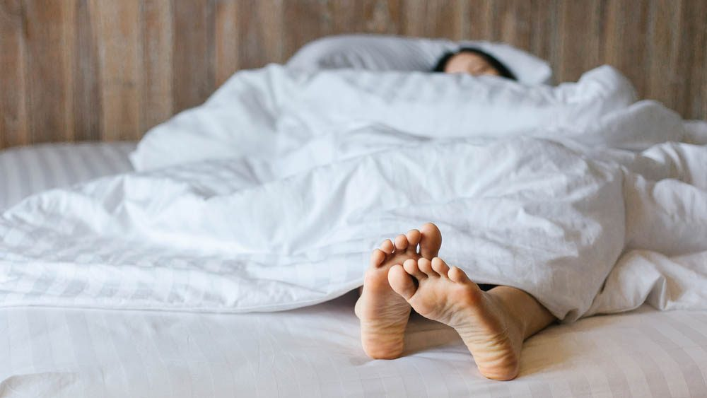 Excès alimentaires : priorisez le sommeil.
