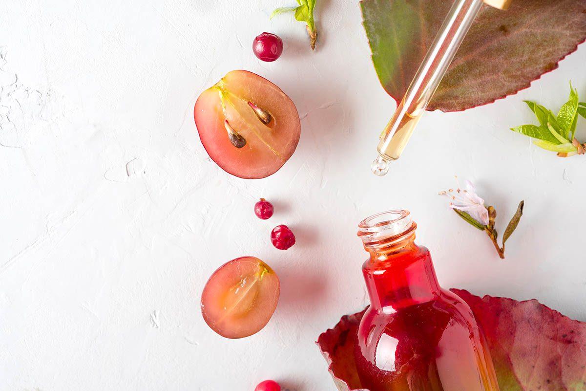 L'extrait de pépins de raisin a des bienfaits pour la santé des yeux.