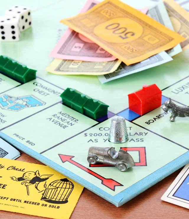 La famille royale ne doit jamais jouer au Monopoly.