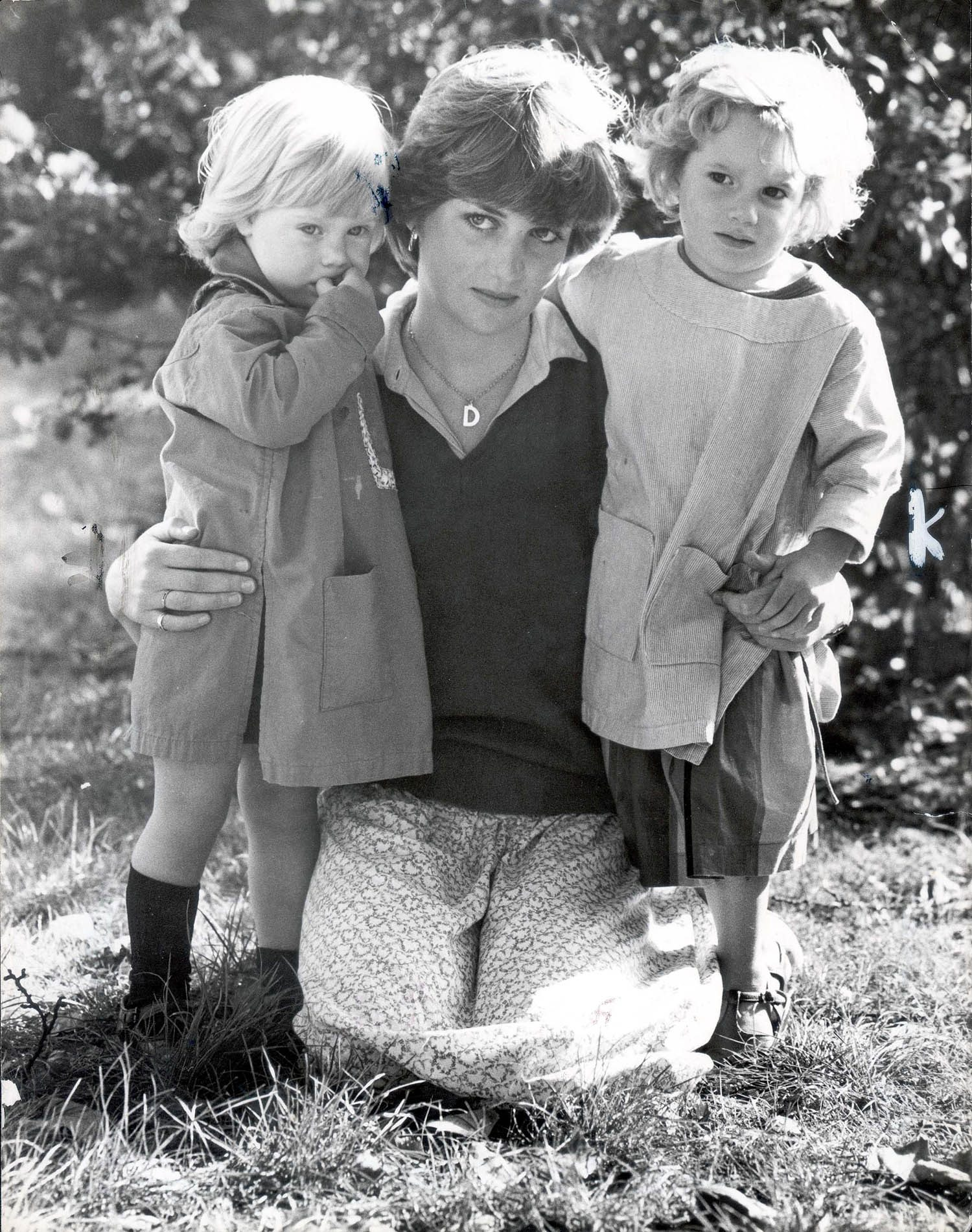 Famille royale : photo du professeure Lady Diana Spencer.