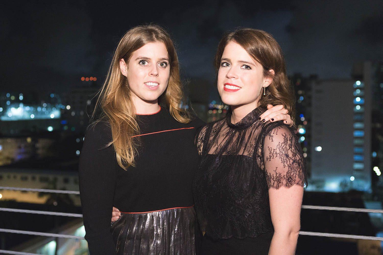 Famille royale : photo des princesses Béatrice et Eugénie à Miami.