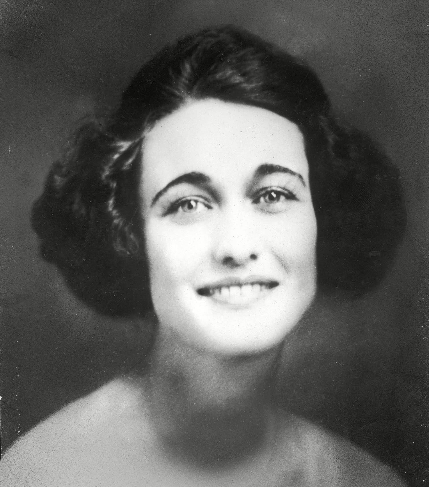Famille royale : photo de Wallis Simpson avant de devenir duchesse de Windsor.