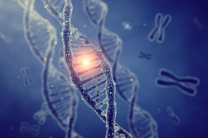 La génétique n'explique pas tout.