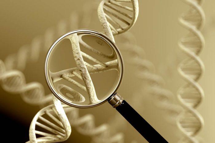 La génétique est une affaire personnelle.