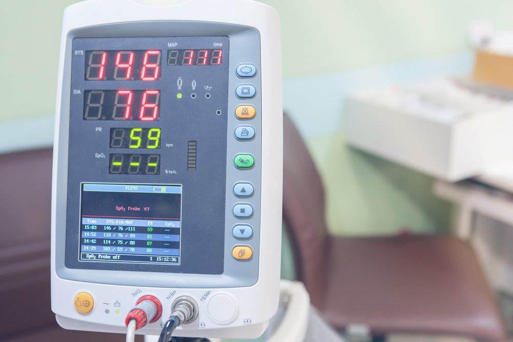 À l'hôpital, évitez de toucher tout ce que les infirmières touchent souvent.