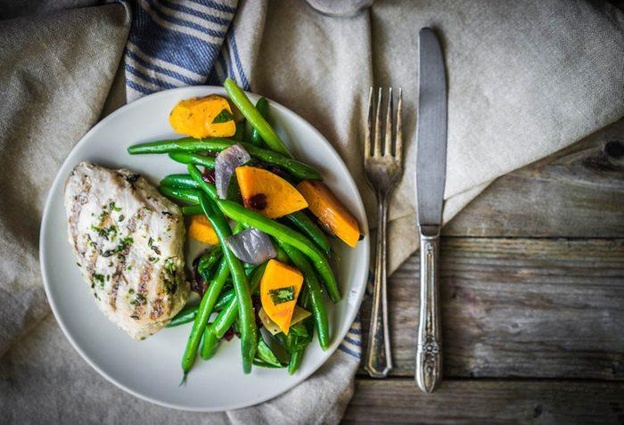 Pour maigrir avant les fêtes, consommez des protéines.