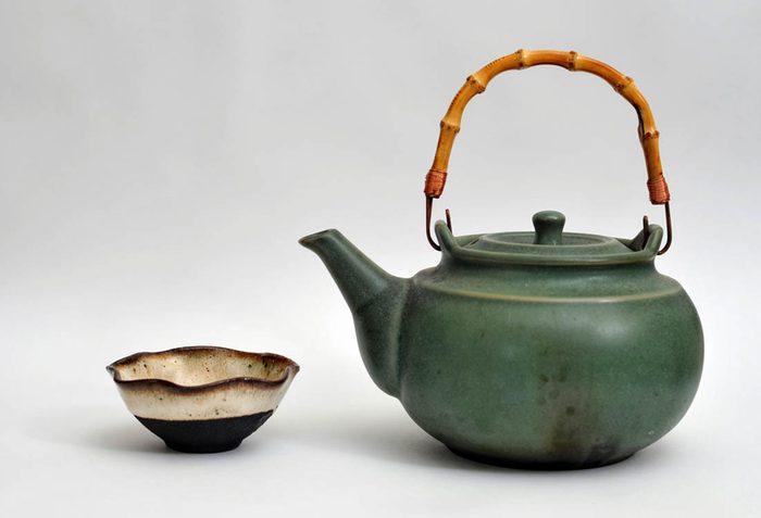 Pour maigrir avant les fêtes, buvez du thé vert.