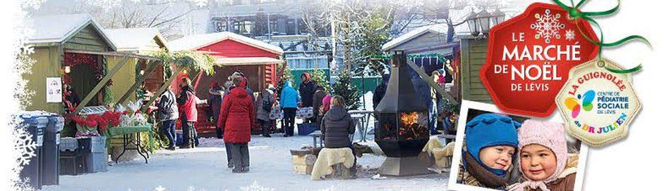 Marchés de Noël à visiter : marché du Vieux-Aylmer.